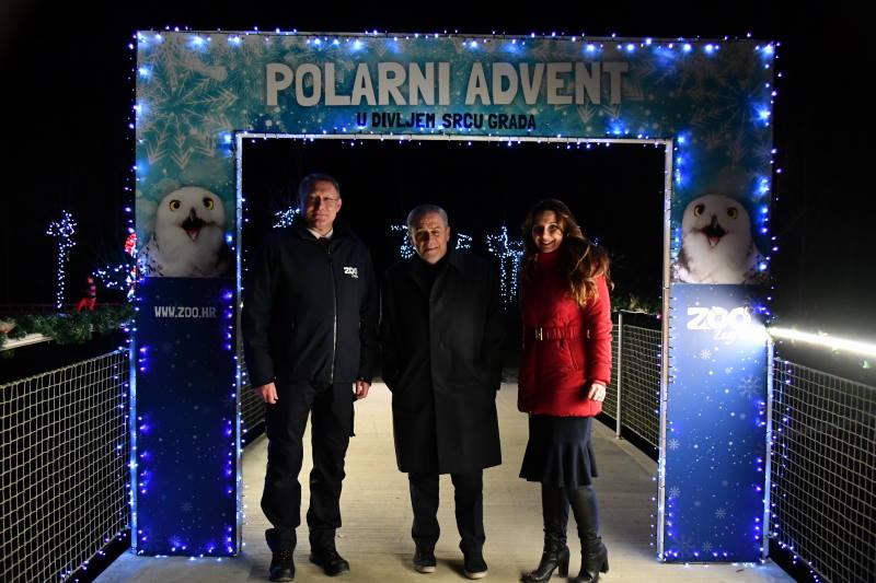 Polarni advent u Divljem srcu grada nudi puno zanimljivog sadržaja za male i velike, osobito vikendom