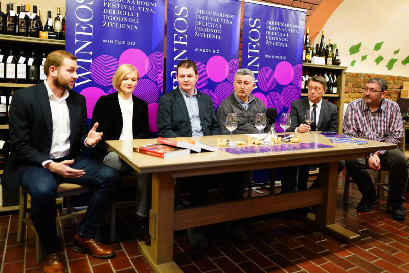 Najavljen šesti WineOS, festivala vina, delicija i ugodnog življenja