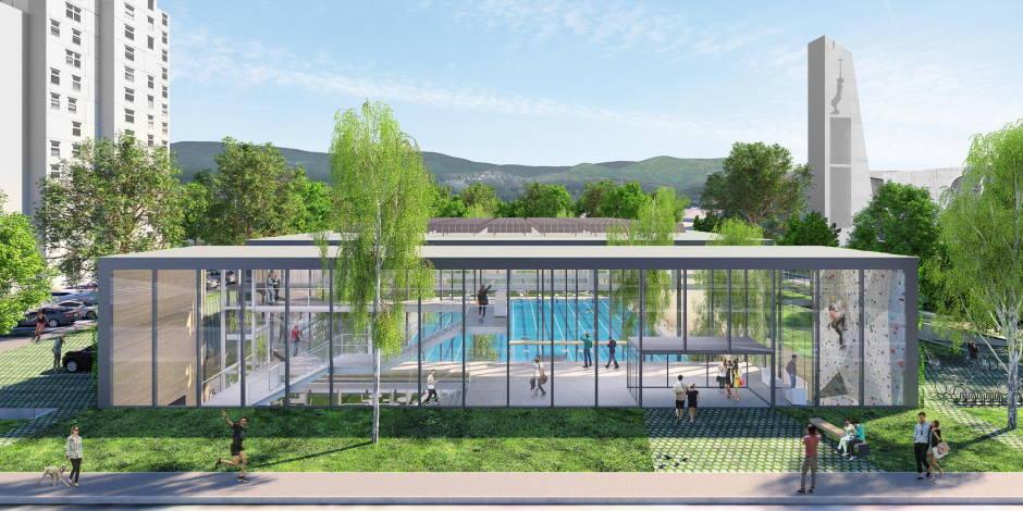 GRADNJA POČINJE SLJEDEĆE GODINE: Dubrava dobiva kompleks bazena vrijedan 53,6 milijuna kuna