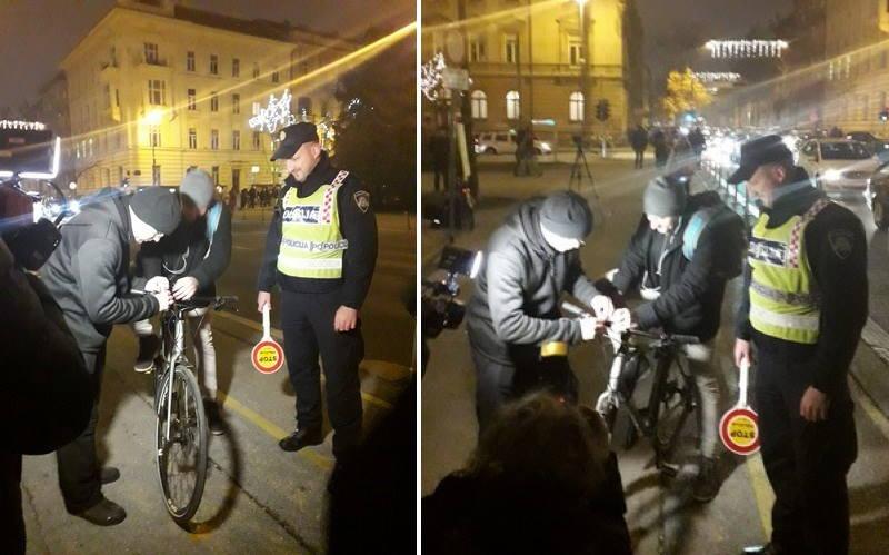 """Sindikat biciklista i policija u zajedničkoj akciji na """"tajnoj lokaciji"""""""