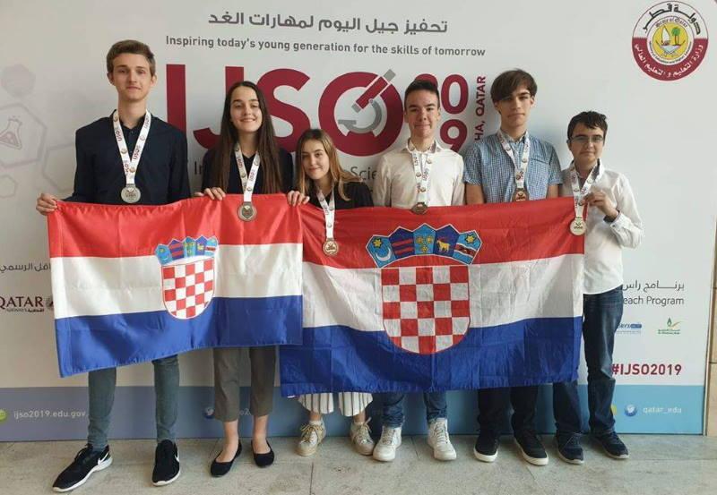 Zagrebački gimnazijalci osvojili šest medalja na uglednom međunarodnom natjecanju