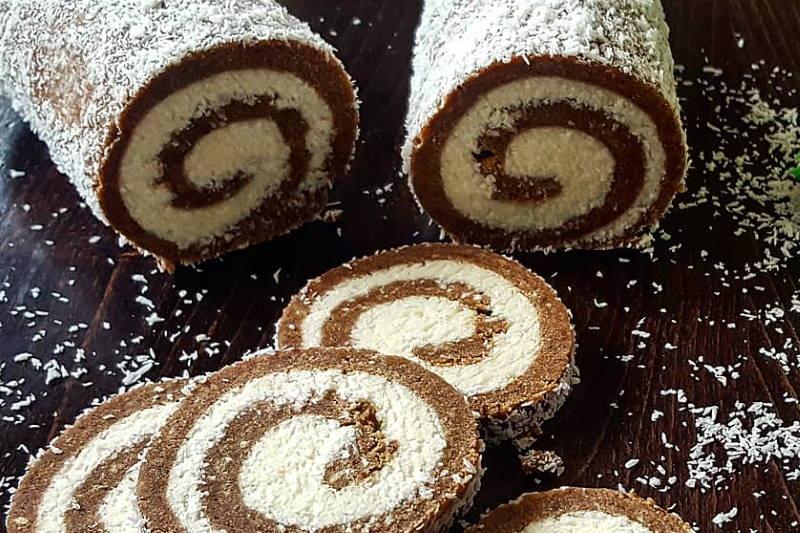 KOKOS ROLADA: Jednostavan i ukusan desert koji može biti vaš as iz rukava