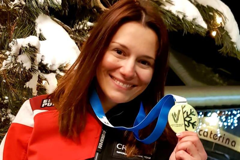JOŠ JEDNA MEDALJA ZA HRVATSKU: Rea Hraski osvojila drugu broncu na Zimskim olimpijskim igrama gluhih
