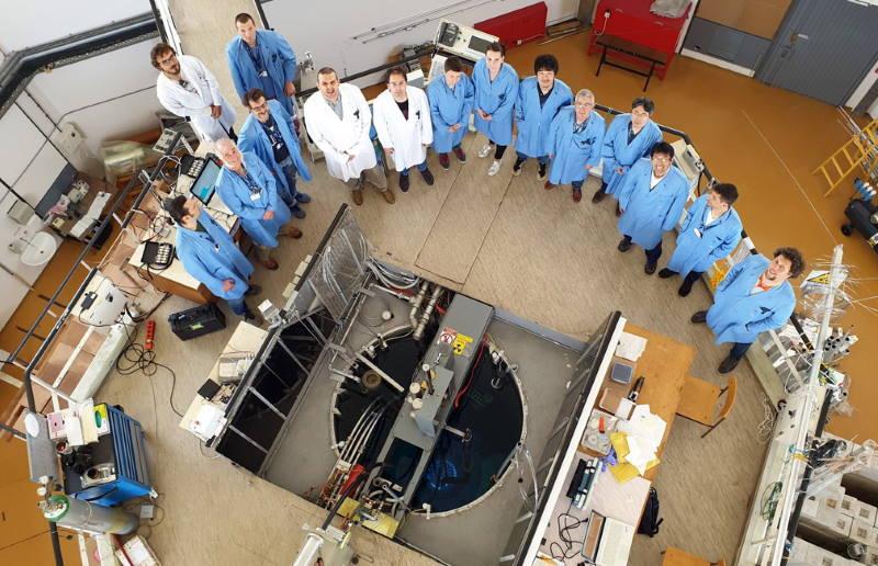 Na Ruđeru predstavljen sofisticirani detektor za kontrolu opasnog tereta i nuklearnog materijala