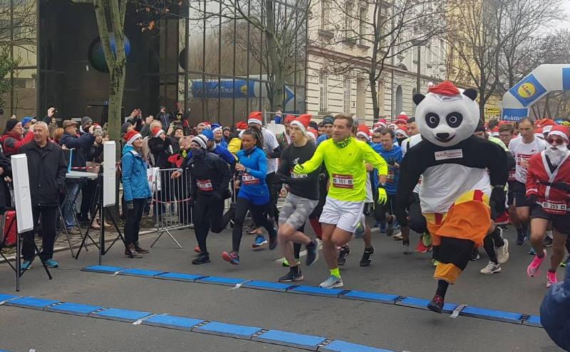 Po četvrti put održana humanitarna utrka Zagreb Advent Run