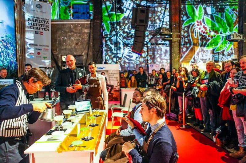 Vienna Coffee Festival - festival kave u Beču