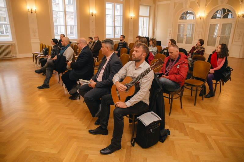 Hrvatski glazbeni zavod ugostio novinare u obnovljenom i dotjeranom prostoru