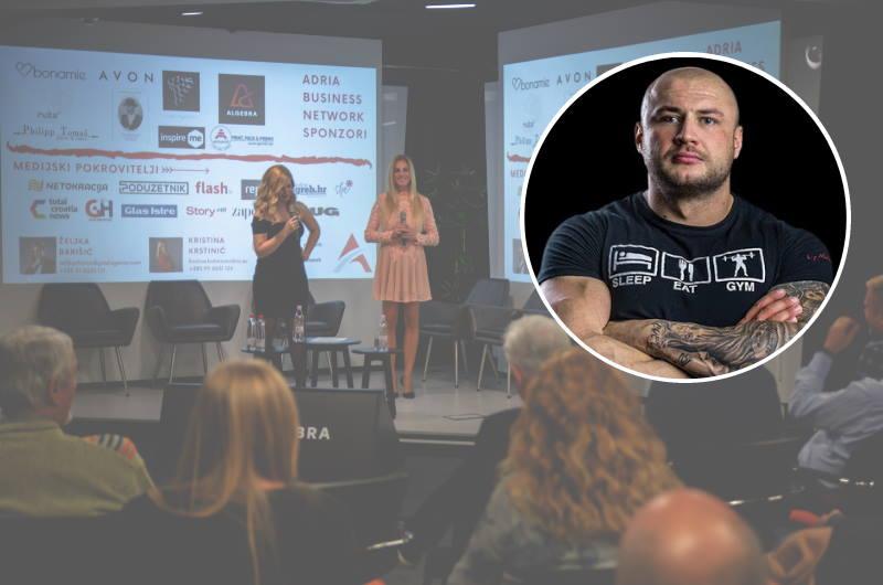 Na petom Adria Business Networku gost predavač bit će fitness trener nove generacije Marko Lončar