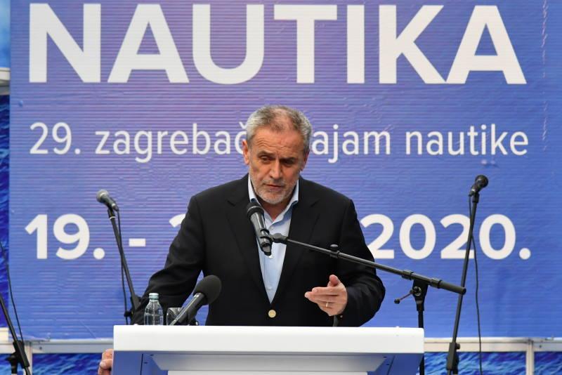Bandić otvorio dva sajma i najavio veliki projekt rekonstrukcije Zagrebačkog velesajma