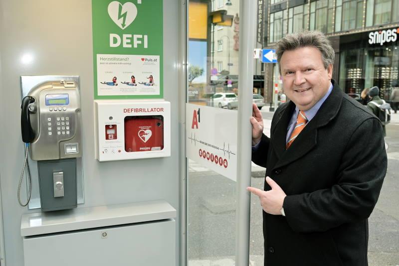 Telefonske govornice u Beču dobivaju novu funkciju - spašavat će živote!