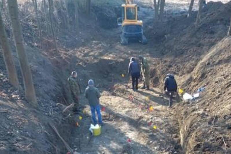 U blizini Zagreba pronađena masovna grobnica iz Drugog svjetskog rata