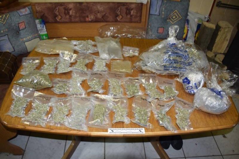 Zagrebačka policija otkrila dva laboratorija za uzgoj marihuane, uhićene tri osobe