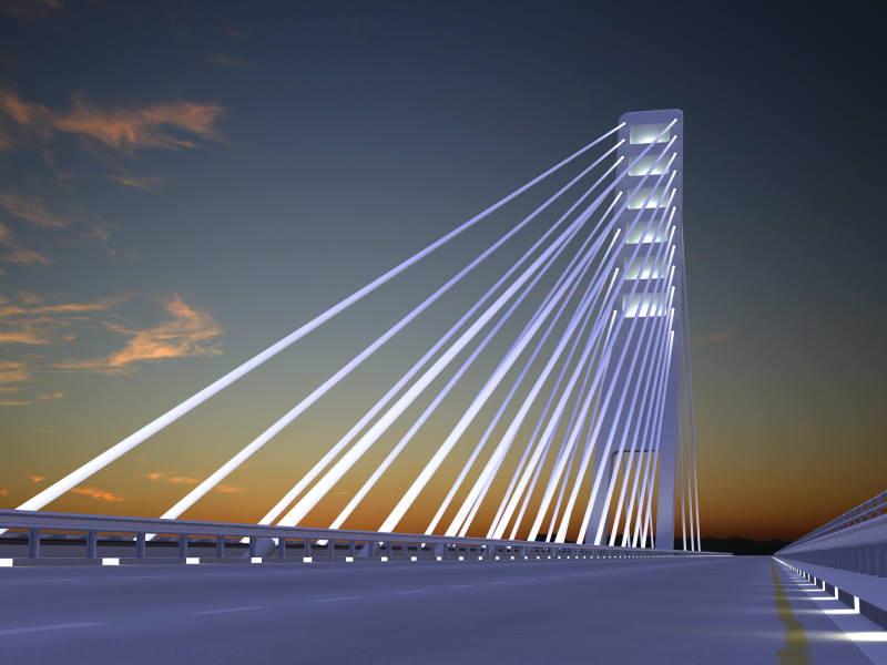 Napokon se gradi Jarunski most!? Grad je zatražio novu lokacijsku, projekt će biti gotov do kraja godine...