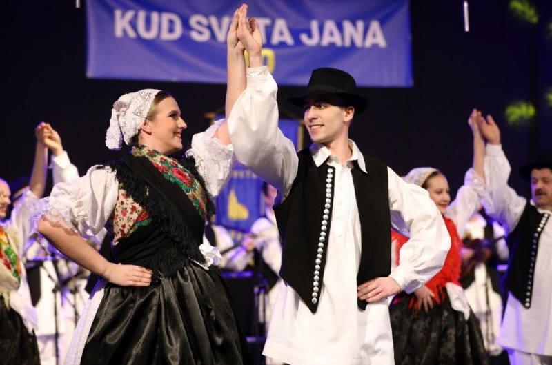 KUD Sveta Jana cjelovečernjim koncertom u Jastrebarskom obilježio 40. rođendan