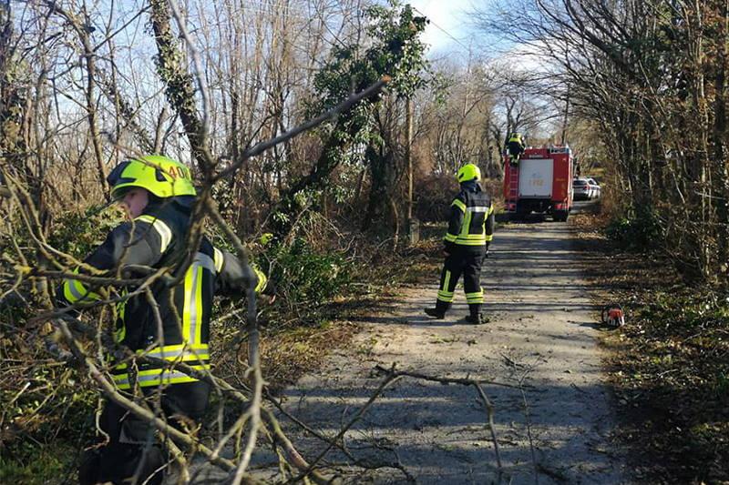 NEVRIJEME: Vatrogasci Zagrebačke županije u dva dana imali 60 intervencija, srećom nema ozlijeđenih
