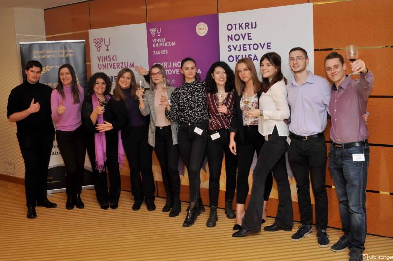 VINSKI UNIVERZUM ZAGREB: U hotelu Dubrovnik održan prvi festival vina za mlade