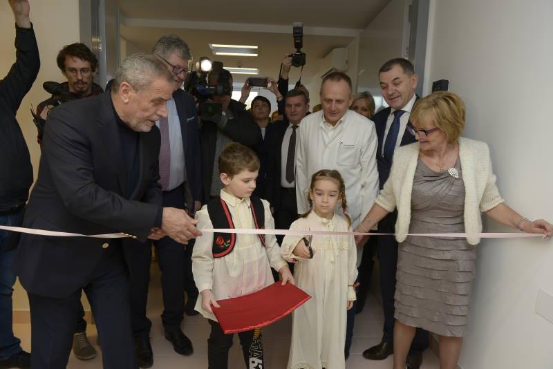 VRTIĆ U BOLNICI: Na Rebru otvoren područni objekt Dječjeg vrtića Bukovac