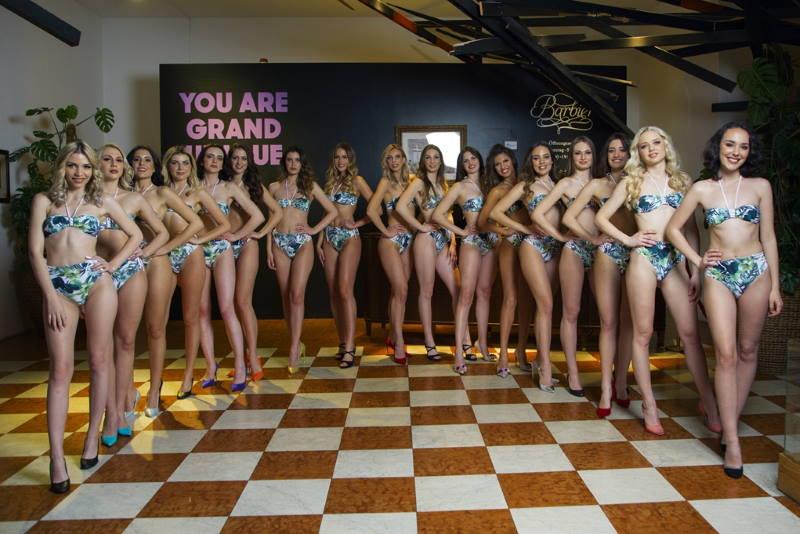 Ovo su djevojke koje se bore za titulu Miss Universe Hrvatske, tko je pobjednica doznat ćemo u petak