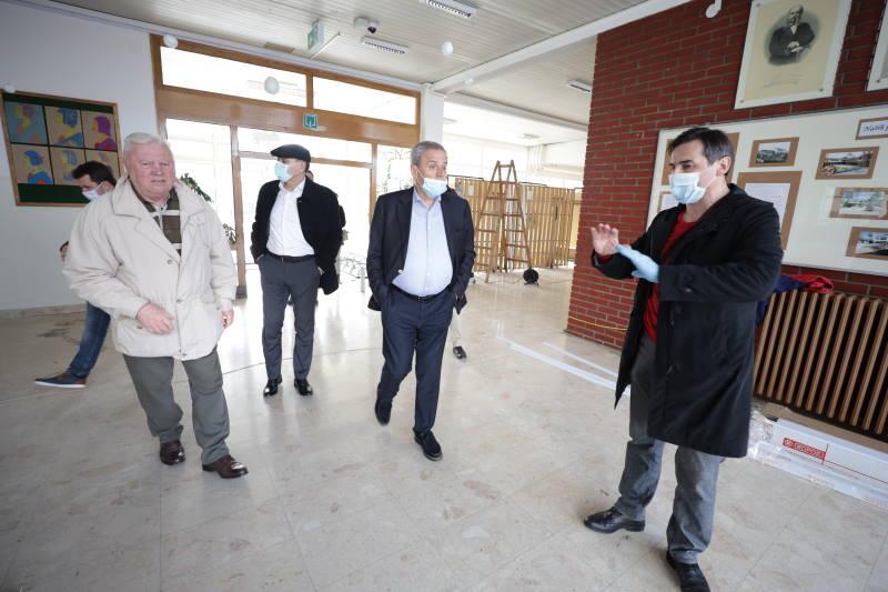Bandić obišao odgojno obrazovne ustanove oštećene u potresu i najavio plan obnove