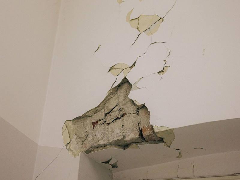 POGLEDAJTE FOTOGRAFIJE: Hrvatski glazbeni zavod pretrpio je golemu štetu u potresu