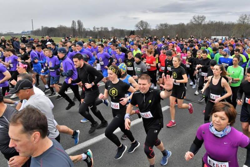 HOLJEVKA: Održana utrka posvećena Većeslavu Holjevcu, na Mostu slobode okupilo se 600 trkača