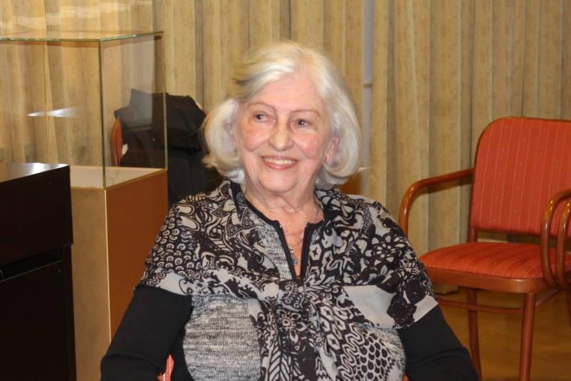 """Olga Carević: """"Usmjeravala sam ljude prema prijateljstvu – kao svjetlu ideala i vrline!"""""""