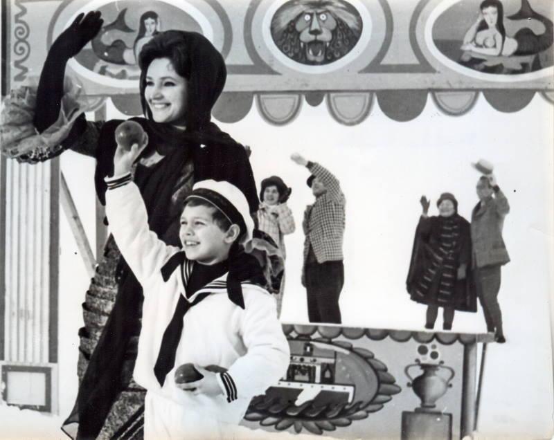 Vatroslav Mimica - Ponedjeljak ili utorak (1966)