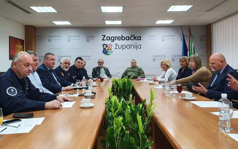 STOŽER CIVILNE ZAŠTITE: Otkazuju se svi skupovi u Zagrebačkoj županiji, bez obzira na veličinu