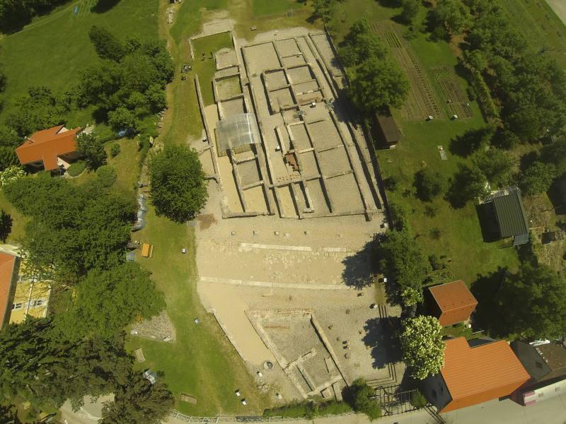 Arheološki park Andautonija u Ščitarjevu ove se godine otvara nešto kasnije nego inače