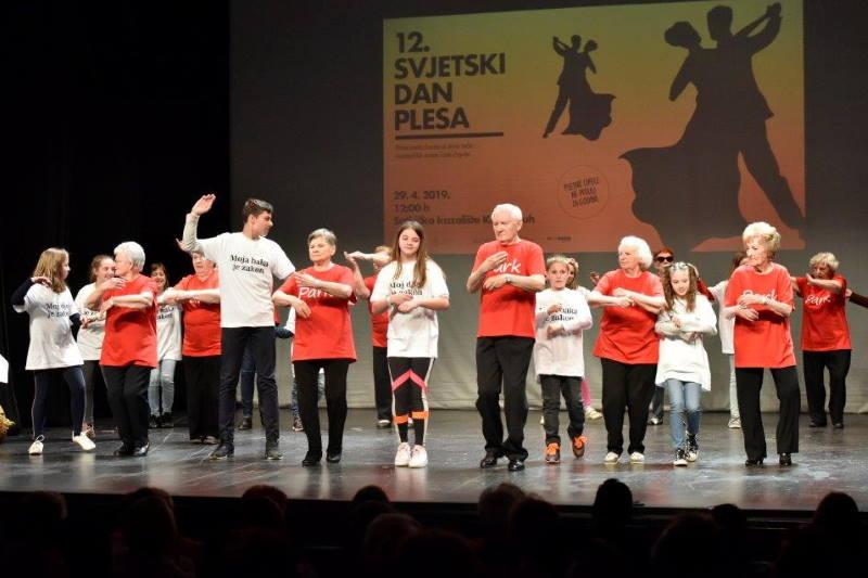 U srijedu se obilježava Svjetski dan plesa i Europski dan solidarnosti među generacijama