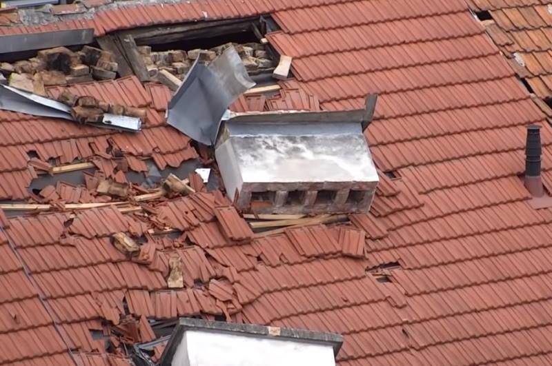 U potresu urušeno 10 tisuća dimnjaka, sanacija bi mogla potrajati godinama