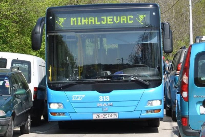 Ponovo vozi autobus za Sljeme, od ponedjeljka veliki broj izmjena na drugim autobusnim linijama