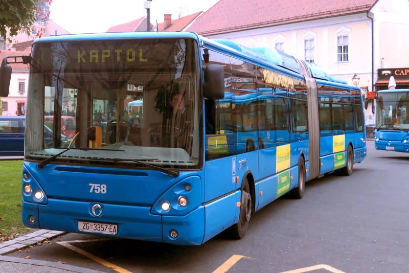 Zatvara se kružni tok Grškovićeva – Mesićeva – Voćarska, šest ZET-ovih linija zbog toga mijenja trasu