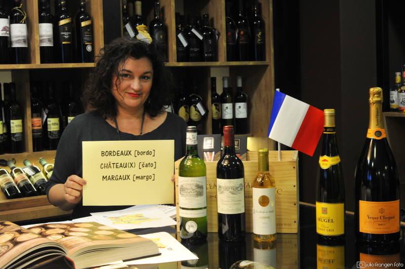FRANCUSKI I VINO: Jedinstveni, besplatni tečaj vinskoga francuskog jezika