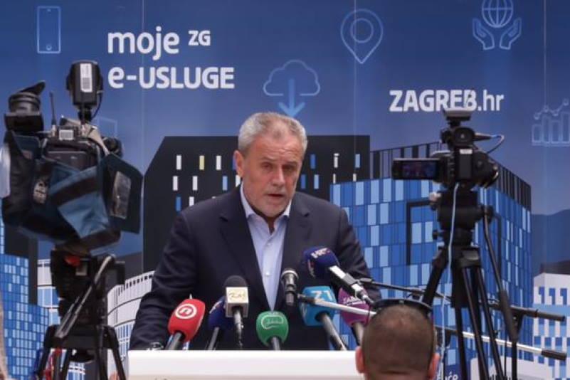 Bandić objavio važnu informaciju za građane koji su trenutačno smješteni u Cvjetom naselju