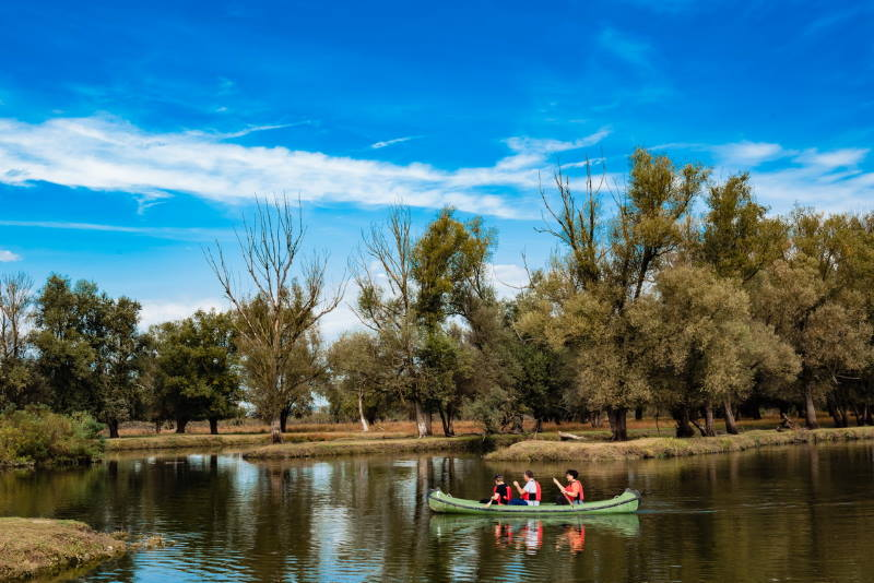 Park prirode Lonjsko polje