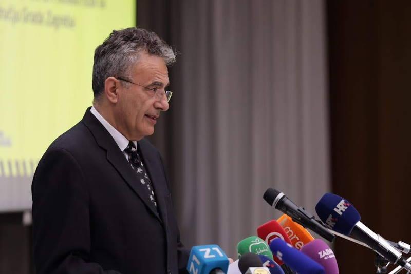 """Predstavljen je projekt """"Potresni rizik Grada Zagreba"""""""