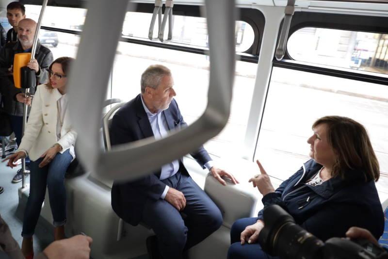 PROVOZAO SE I BANDIĆ: Od danas tramvaji ponovo voze do Mihaljevca