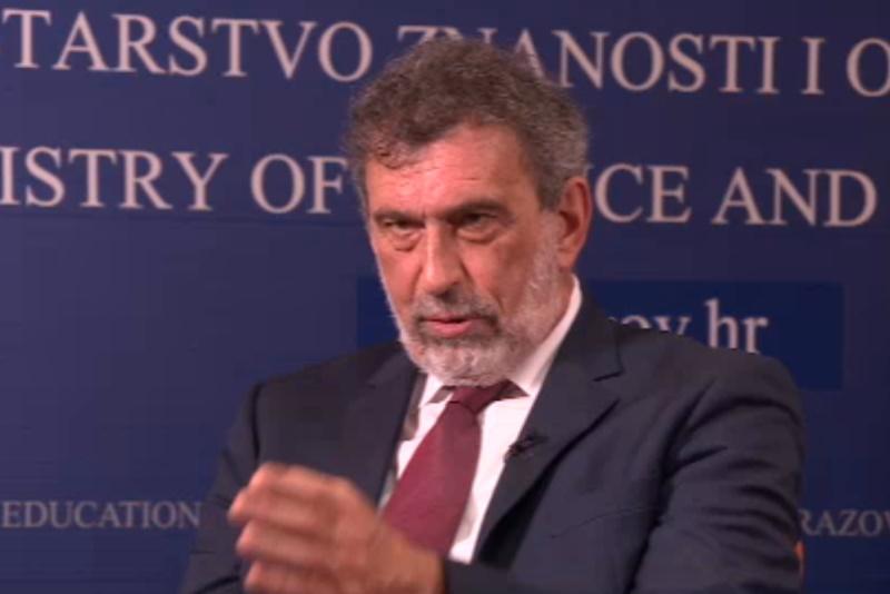 Ministar Fuchs u Dnevniku HTV-a otkrio što će biti s reformom obrazovanja