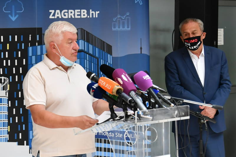U Zagrebu su 22 novozaražene osobe, jučer je obavljeno rekordnih 480 testiranja