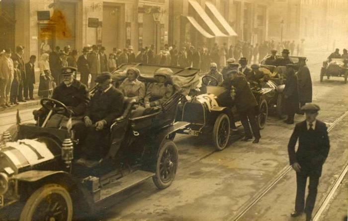 NA DANAŠNJI DAN: 8. rujna 1912. održana je prva automobilistička utrka u Zagrebu