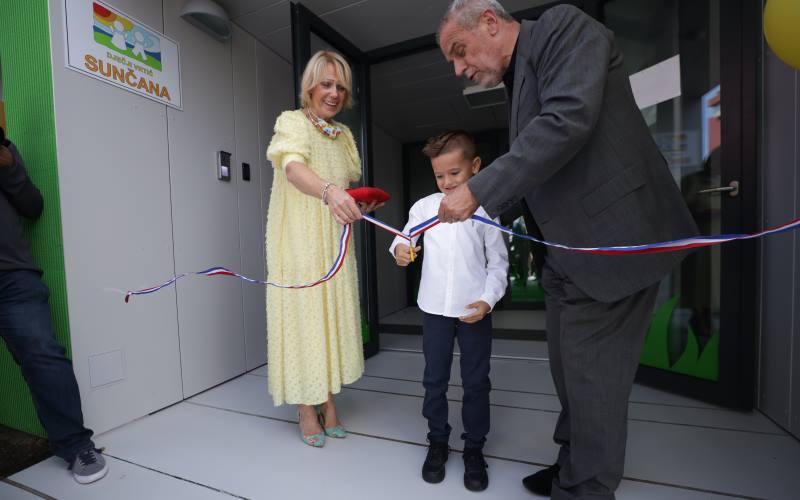U Vrbanima otvoren novi vrtić za 200 mališana, koštao je 40 milijuna kuna