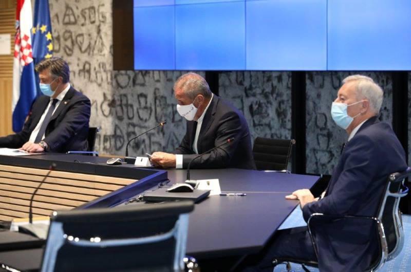 Potpisan ugovor o osnivanju Fonda za obnovu Grada Zagreba, Krapinsko-zagorske i Zagrebačke županije