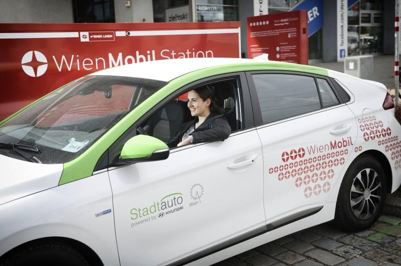 CARSHARING: Javni gradski prijevoz u Beču građanima na uslugu stavio 28 električnih automobila