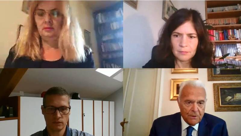 U HAZU održana videokonferencija o kaznenom pravu Europske unije
