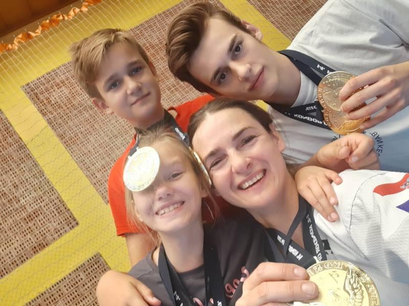 """Irena Pečko, reprezentativka u taekwondou, podržava peticiju """"Za sport i zdravlje - protiv korone"""""""