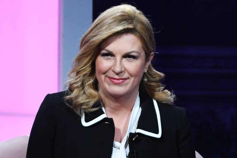 Bivša predsjednica Kolinda Grabar-Kitarović gostuje na HTV-u, u emisiji 'U svom filmu'