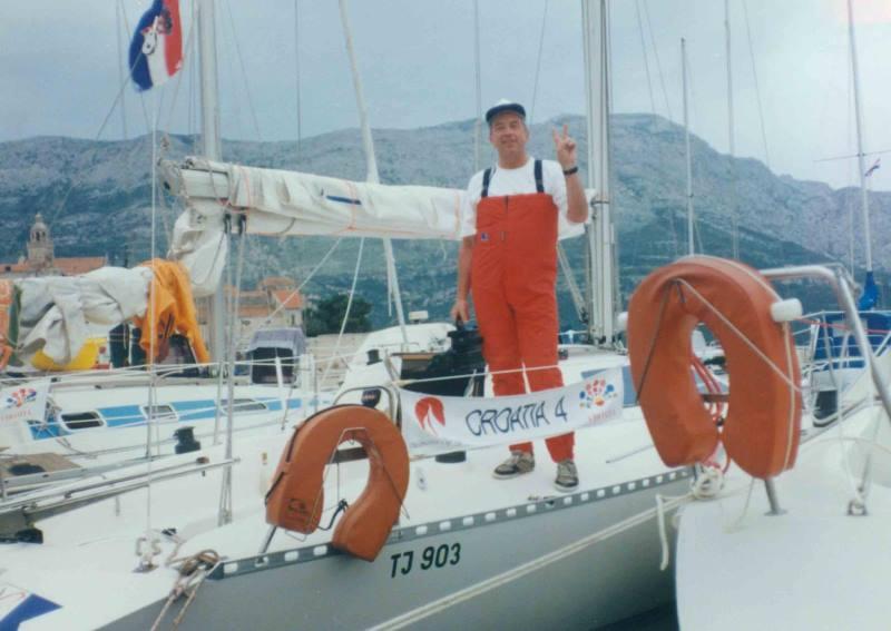 """Dokumentarna serija """"Jedrima oko svijeta"""" Maria Saletta ponovo na HTV-u"""