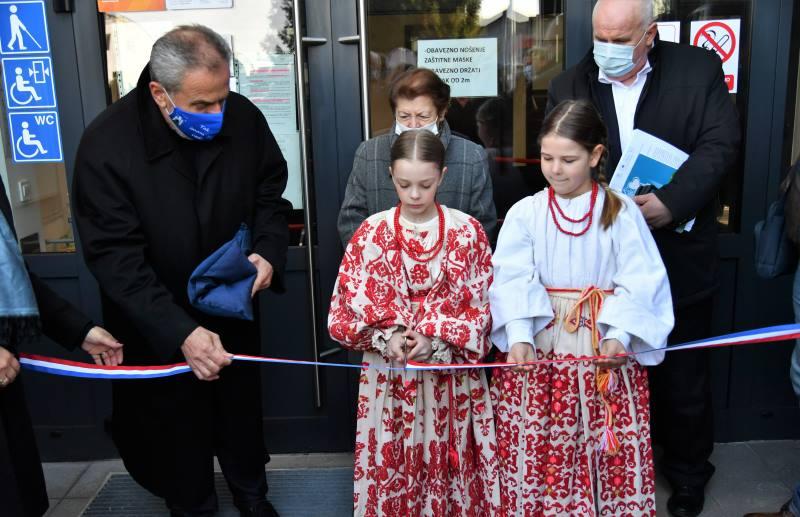 U Lučkom otvorena novoizgrađena zgrada Doma zdravlja