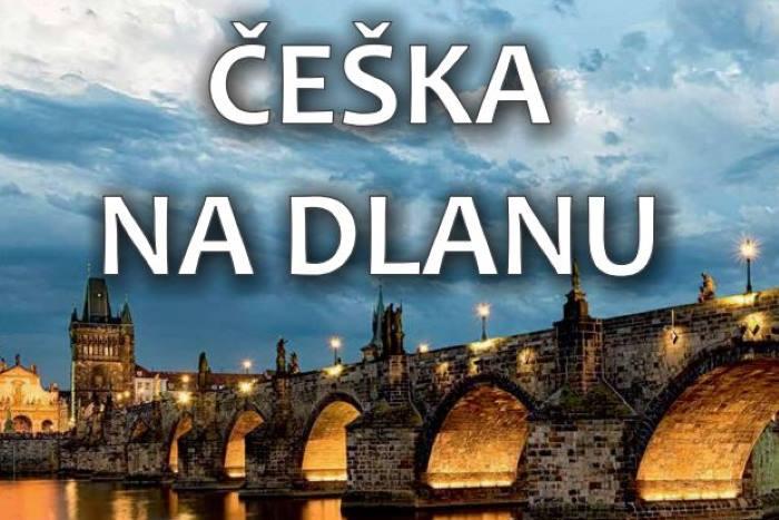 Hrvatsko-češko društvo objavilo knjigu 'Češka na dlanu', autora Franje Vondračeka i Marijana Lipovca